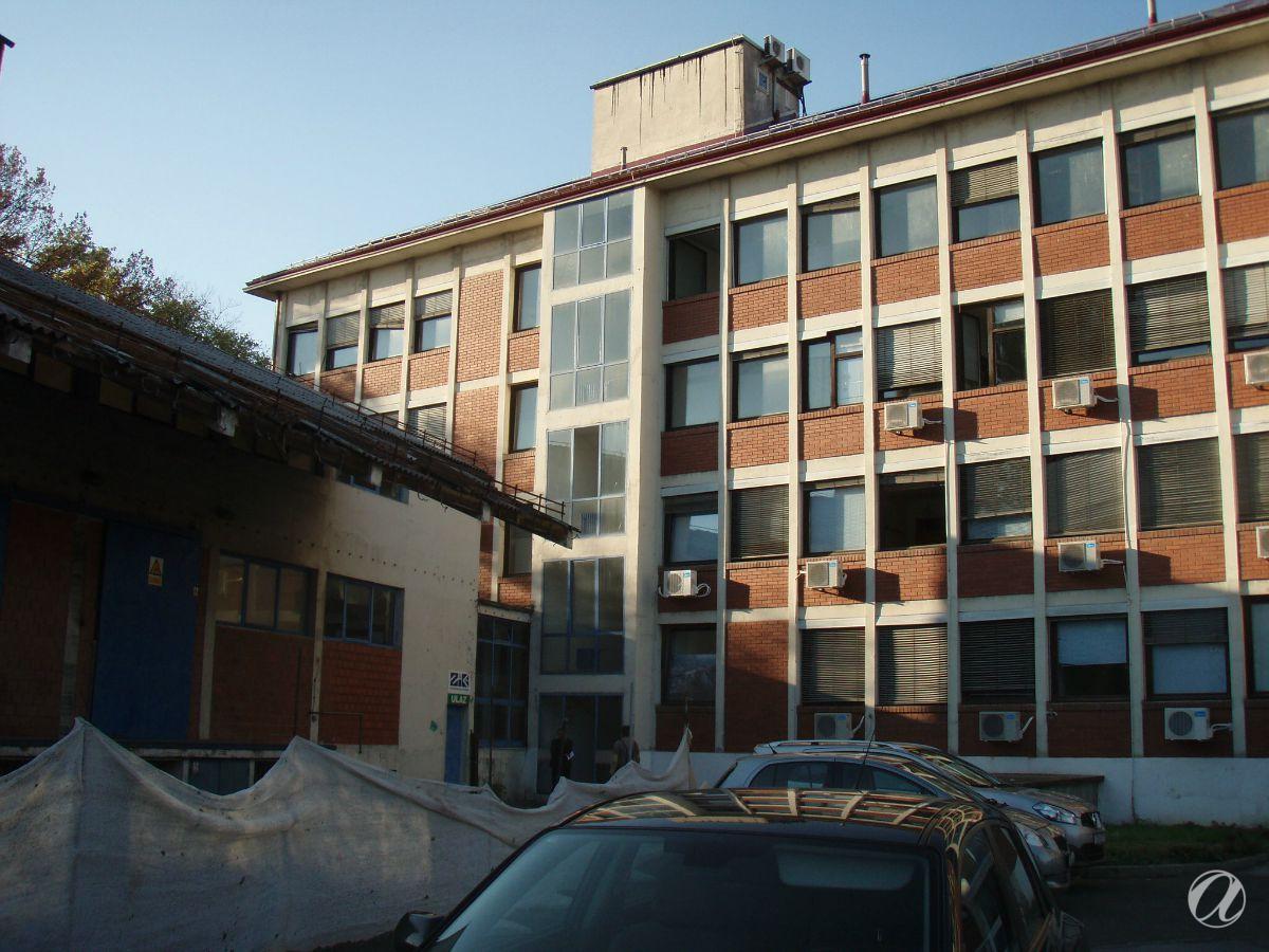 Zagreb - Planinska - Landwirtschaftsministerium