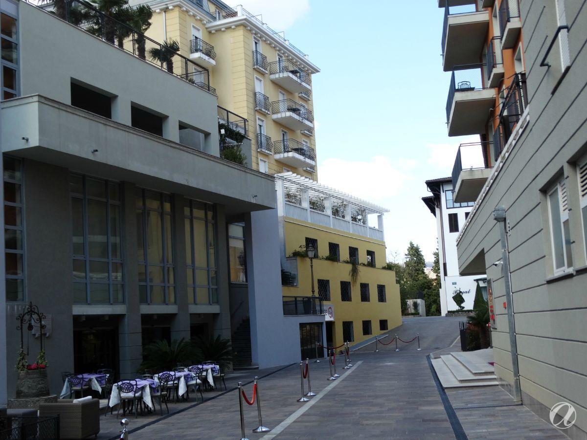 Opatija - podzemne garaže grupe Milenij Hotela