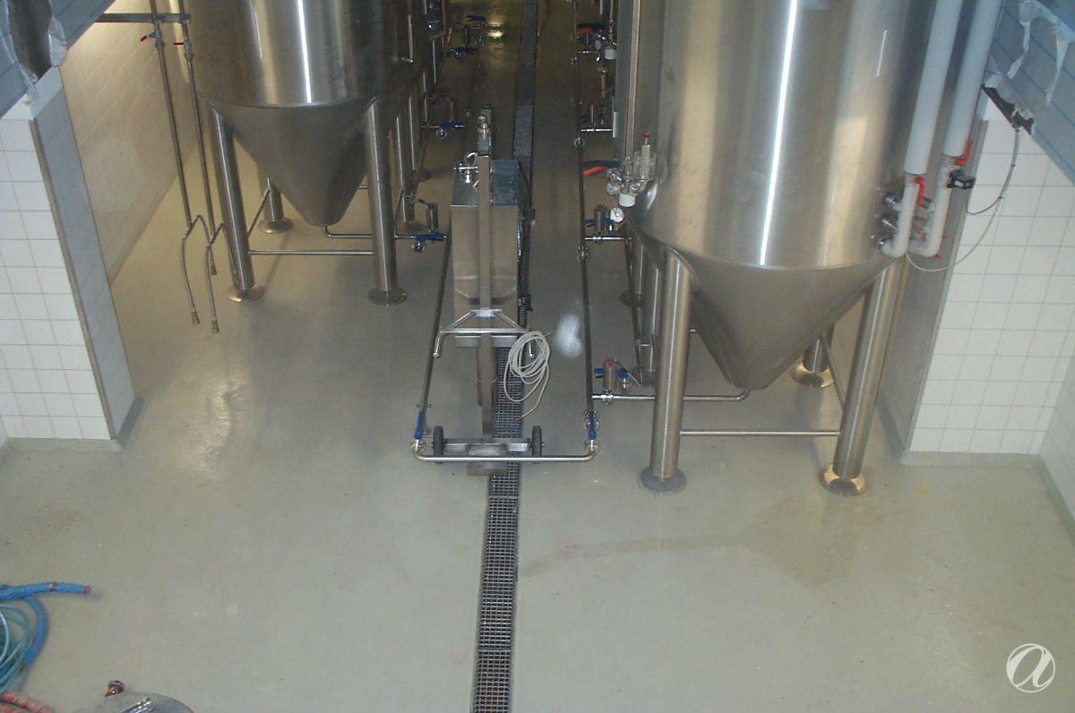Brauerei-Industrie