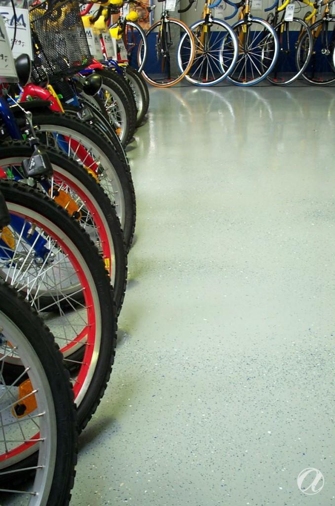 Epoxy podovi - bike shop_8