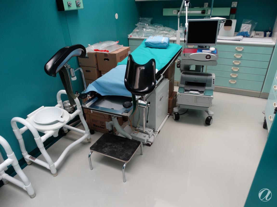 Zagreb – Krankenhaus Dubrava- Abteilung für Urologie